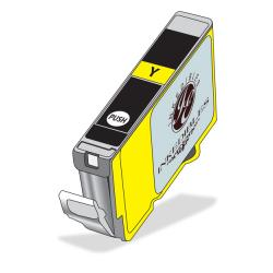Inkedibles Edible ink cartridge for Canon CLI-221Y - yellow