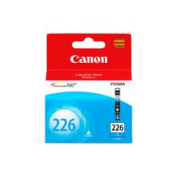 Original Canon CLI-226C inkjet cartridge - cyan