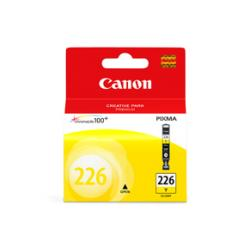 Original Canon CLI-226Y inkjet cartridge - yellow