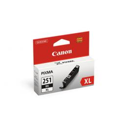 Original Canon CLI-251Bk XL inkjet cartridge - black