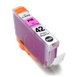 Compatible inkjet cartridge for Canon CLI-42PM - photo magenta