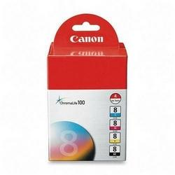Original Canon 0620B010 (CLI-8) Multipack - 4 pack