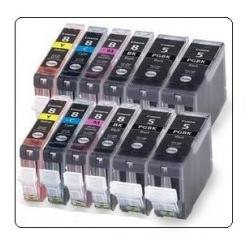 Compatible inkjet cartridges Multipack for Canon CLI-8 / PGI-5 - 12 pack