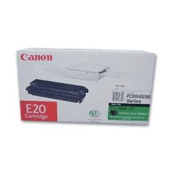 Original Canon E20 toner cartridge - black
