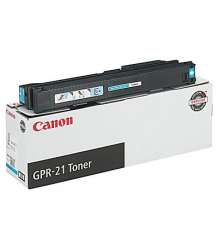 Original Canon 0261B001AA (GPR-21) toner cartridge - cyan