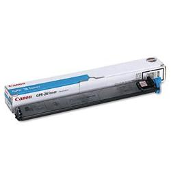 Original Canon 2448B003AA (GPR-26) toner cartridge - cyan