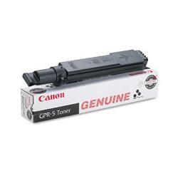 Original Canon GPR-5 toner cartridge - black