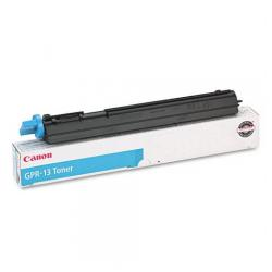 Original Canon 8641A003AA (GPR-13) toner cartridge - cyan