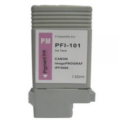 Compatible inkjet cartridge for Canon PFI-101PM - photo magenta