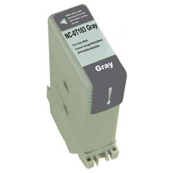 Compatible inkjet cartridge for Canon PFI-103GY - gray