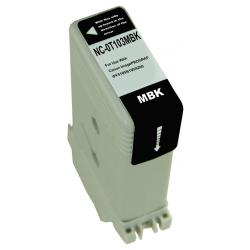 Compatible inkjet cartridge for Canon PFI-103MBK - matte black