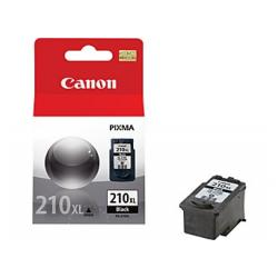 Original Canon PG-210XL inkjet cartridge - high capacity pigmented black