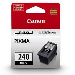 Original Canon PG-240 inkjet cartridge - pigmented black