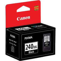 Original Canon PG-240XXL inkjet cartridge - extra high capacity pigmented black