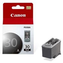 Original Canon PG-30 inkjet cartridge - pigmented black