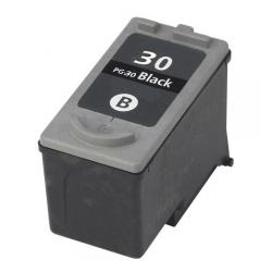 Remanufactured Canon PG-30 inkjet cartridge - black
