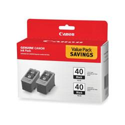 Original Canon 0615B013 (PG-40) Multipack - 2 pack