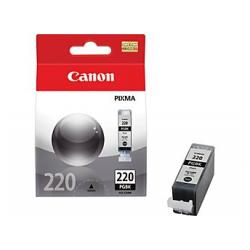 Original Canon PGI-220 inkjet cartridge - pigmented black