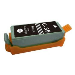 Compatible inkjet cartridge for Canon PGI-35 - black