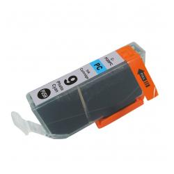Compatible inkjet cartridge for Canon PGI-9PC - photo cyan