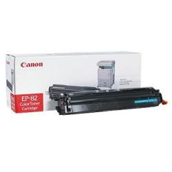 Original Canon EP-82 toner cartridge - cyan