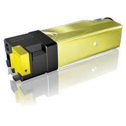 Remanufactured Dell 331-0718 toner cartridge - high capacity yellow