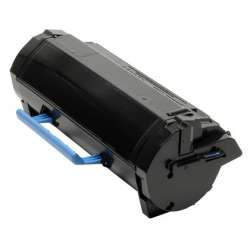 Remanufactured Dell 331-9808 / 331-9807 / 332-0376 toner cartridge - extra high capacity black