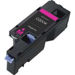 Compatible Dell 593-BBJV (G20VW) toner cartridge - magenta