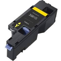 Compatible Dell 593-BBJW (3581G) toner cartridge - yellow