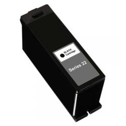 Compatible inkjet cartridge for Dell T091N (Series 22) - high capacity black