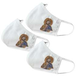 Jesus Themed Face Masks (3 Pack)