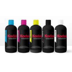KODAK KODACOLOR Direct to Garment Textile Ink for Ricoh engines DIS250 CHROMATIC Series - 250ml