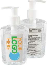 8oz Instant Hand Sanitizers - WITH YOUR LOGO OR BRAND! Minimum 48 pcs purchase required