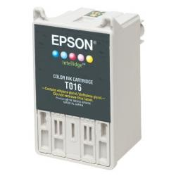Original Epson T016201 inkjet cartridge - photo