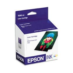 Original Epson T018201 inkjet cartridge - color