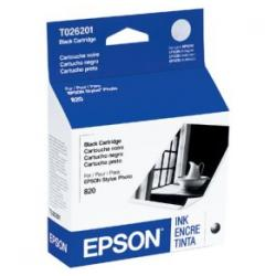 Original Epson T026201 inkjet cartridge - black