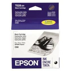 Original Epson T028201 inkjet cartridge - black