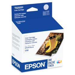 Original Epson T029201 inkjet cartridge - color