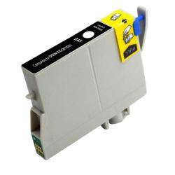Remanufactured Epson t033120 inkjet cartridge - black