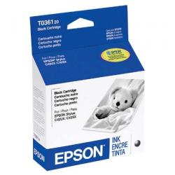 Original Epson T036120 inkjet cartridge - black