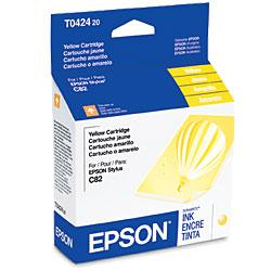 Original Epson T042420 inkjet cartridge - yellow