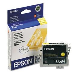 Original Epson T059420 inkjet cartridge - yellow