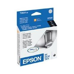 Original Epson T060120 (60) inkjet cartridge - black