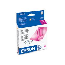 Original Epson T060320 (60) inkjet cartridge - magenta