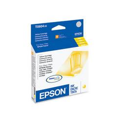 Original Epson T060420 (60) inkjet cartridge - yellow