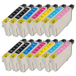 Remanufactured inkjet cartridges Multipack for Epson 79 - 14 pack