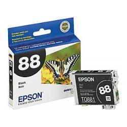 Original Epson T088120 (88) inkjet cartridge - black