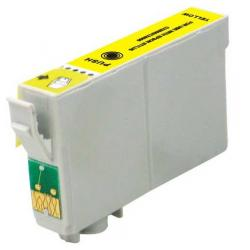 Remanufactured Epson T088420 (88) inkjet cartridge - yellow