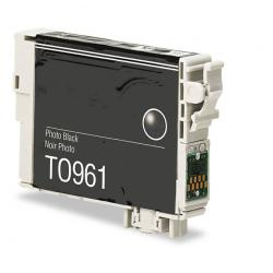 Remanufactured Epson T096120 (96) inkjet cartridge - photo black