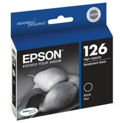 Original Epson T126120 (126) inkjet cartridge - high capacity black